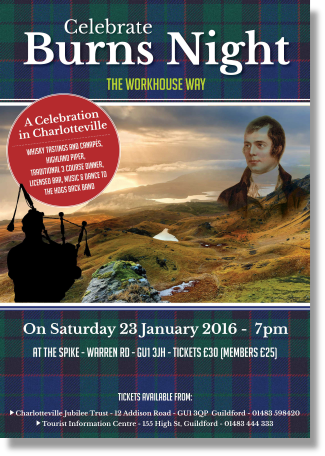 2016 Burns Night